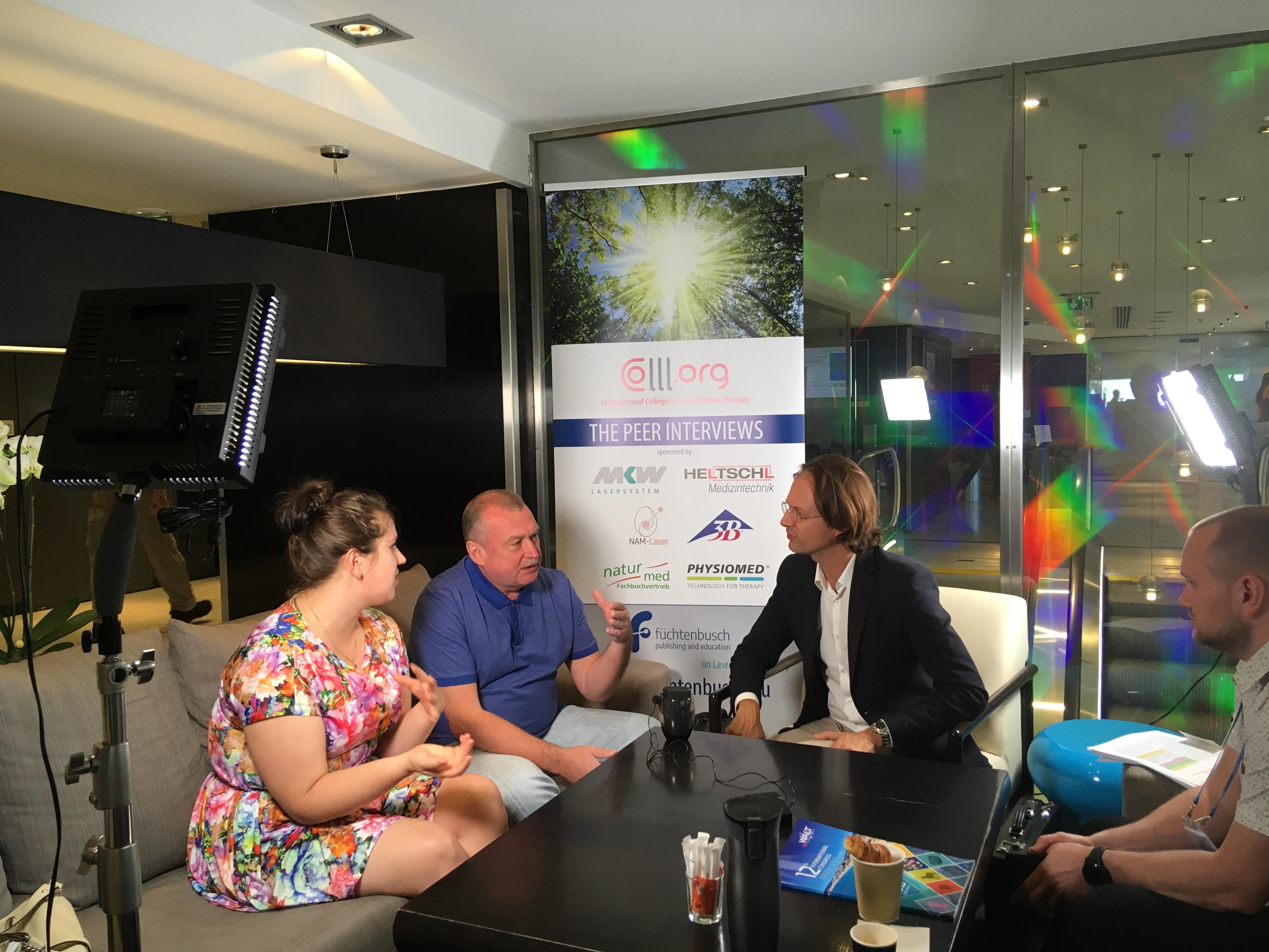 WALT laser conference